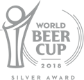 World Beer Cup 2018 Silver